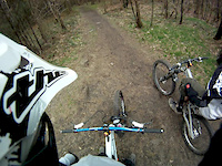 greno woods DH3 jumps