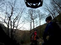 Cwmcarn Final Descent