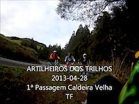 2013-04-28 1ª Passagem Caldeira Velha