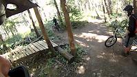 Bent Nail trail