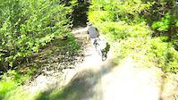 Galbraith mtn. trails: Evolution-U-line-Atomic Dog