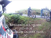2013-05-26 1ª Passagem Caldeira Velha