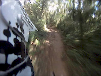 Downhill Friday in Saracura Trail