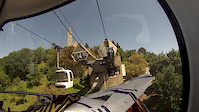 First time in Penha - Chest Cam