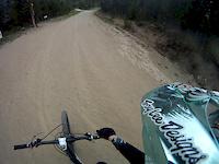 Lower Long Trail at Trestle Bike Park