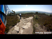 Pitfichie Downhill