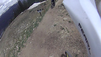TNT run for the first time at Keystone Bike Park