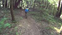NCG Group Ride 7-7-13 UCSC Trails