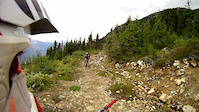Whistler Top of the World bike trail