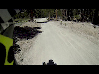 Mammoth Bike Park - Flow to Pipeline (HD Hero3)