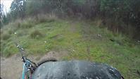 Wet runs at Churchill Downhill Track.