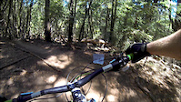 Flow trail with taco