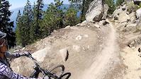 Flume trail w d wifey.  8-2013