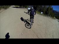 No Quarter to lower Long Trail