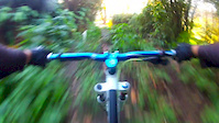 Riding the Commencal