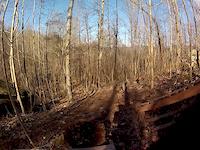 new drop on trail 7 jerm