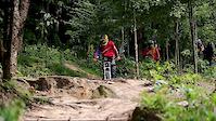 Kiara DH Trail (Angel Crash)