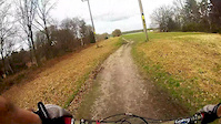 First ride of my new stumpy