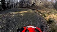 Góra Żar A-LINE downhill 8 marzec 2014