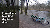 Maple Ridge bike ride