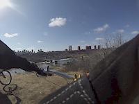 GoPro: Prime Rib Downhill at Rowland Bridge Cliff