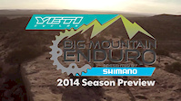 Big Mountain Enduro: 2014 Season Preview