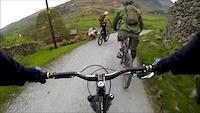 Nan Bield pass to Harter Fell