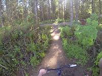 Gannonball, Summit Ridge