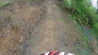 bike park ireland red trail