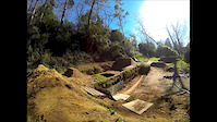 Riverside dirt jump jam