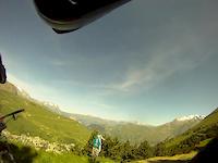 Bike Patroller Part 1 - Teuf & John by Flo