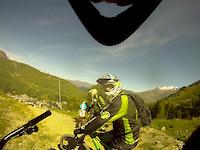 Bike Patroller Part 2 - Teuf & John by Flo