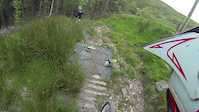 Simply Downhill uplift day at Nant Gwrtheyrn