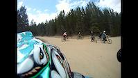 Lower Long Trail - Trestle bike park 2014