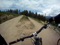 Upper Long Trail - Trestle Bike Park