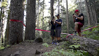 Crankworx Enduro World Series - Track Walk