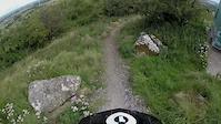 Bike Park Ireland-Blue trail