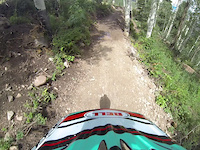 Canyons Resort: Double Down Trail