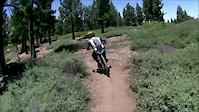 Skyline trail to Pineknot trail #Polaroid XS 80 HD
