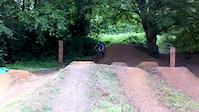 Transfer Line At Hodgemoor Woods