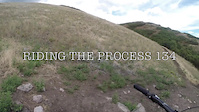 Riding the Kona Process 134 on Bobsled