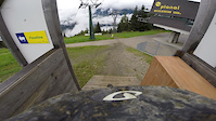 Schladming DH Track