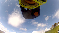 Verbier bikepark 2014 flying full run! 120 jumps