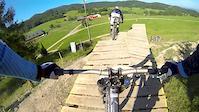 A-Line - Joyride Bikepark Kluszkowce