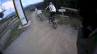 Freeride trail at Winterberg