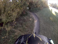 Helmet Cam SIngle Track