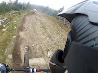 Czarna Góra - dh/freeride trail