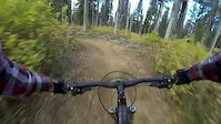 Mt. Spokane: Trail 140 | GoPro