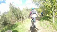 Te Miro down hill 180.