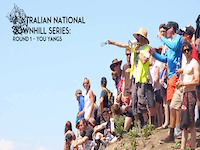 Australian National Downhilll Series: Round 1...